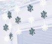 let it snow foil ceiling decoration